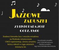 Zaduszki Jazzowe 2017