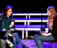 Muzyk na backstage'u: Halina Frąckowiak