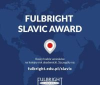 Fullbright Slavic Award