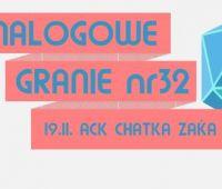 Analogowe Granie #32