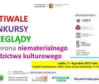 Ogólnopolska konferencja naukowa pt.: Festiwale,...