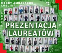 Gala Młodego Ambasadora Lublina – zaproszenie