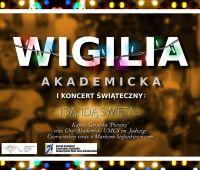Zaproszenie na Wigilię Akademicką - 20 grudnia 2017 r.