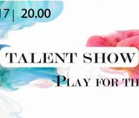 Talent Show. Play for the World