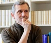 """Dr. Mykola Riabchuk lecture """"Fighting Ambivalence...."""
