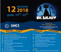 Noc Biologów 2018