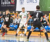 Futsaliści KU AZS UMCS Lublin wznawiają rozgrywki