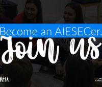 Dołącz do globalnej organizacji młodych!