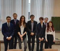 Wyniki IV edycji Lokalnego Konkursu z Prawa Rzymskiego