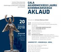 Gala AKLAUD 2017 – zaproszenie