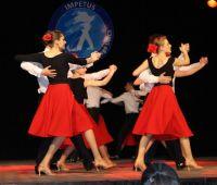 """Nauka tańca towarzyskiego w ZTT UMCS """"Impetus""""..."""