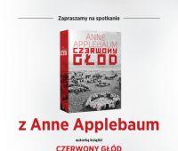 Spotkanie autorskie z Anne Applebaum