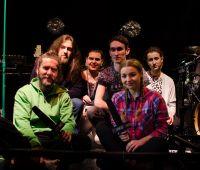 Muzyk na backstage'u: Łąki Łan