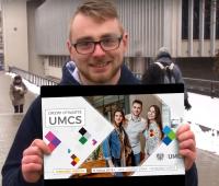 ToMasz na Uczelni zaprasza na Drzwi Otwarte UMCS!