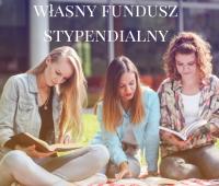 Stypendium z Własnego Funduszu Stypendialnego UMCS