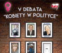 """Debata: """"Kobiety w polityce"""""""