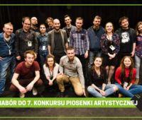 """7. Festiwal """"Wschody"""": Konkurs Piosenki..."""