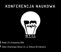 "Konferencja ""PM Night's 2018 - Myśl..."