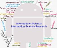 "Pierwszy numer ""Informatio et Scientia. Information..."