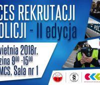 """II edycja """"Procesu rekrutacji do Policji"""""""