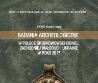 Konferencja archeologiczna w Muzeum na Zamku Lubelskim
