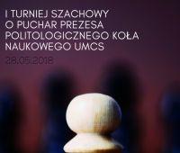 Turniej Szachowy - zaproszenie