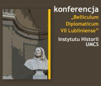 Belliculum Diplomaticum VII Lublinense