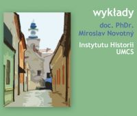 Cykl wykładów doc. PhDr. Miroslav Novotný