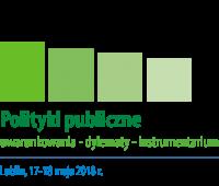 """Konferencja """"Polityki publiczne - uwarunkowania,..."""
