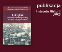 Leksykon uchodźstwa polskiego w Rosji w latach I wojny...