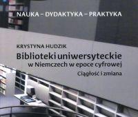 Książka dr Krystyny Hudzik wyróżniona w konkursie...