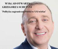 Spotkanie z Grzegorzem Schetyną