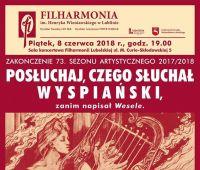 Zakończenie sezonu w Filharmonii Lubelskiej