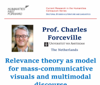 Lecture by Charles Forceville