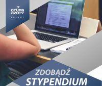 Zdobądź Stypendium Grupy Azoty Puławy (do 31.08)