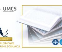 Rekrutacja na II edycję Podyplomowego Studium Legislacji