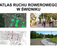 Atlasu ruchu rowerowego w Świdniku