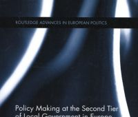 Policy making at the second tier of local government in...