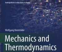 Mechanics and thermodynamics / Wolfgang Demtröder.