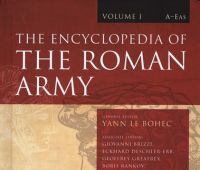 The encyclopedia of the Roman army. Vol. 1 – 3