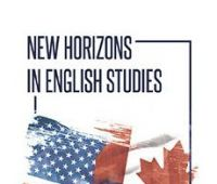 New Horizons in English Studies - nabór do tomu czwartego