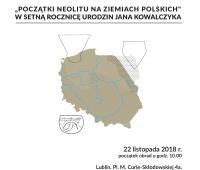 """Archeolodzy o """"Początkach neolitu na ziemiach polskich"""""""