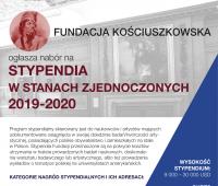 Program Stypendialny Fundacji Kościuszkowskiej