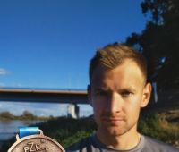Brązowy medal studenta UMCS w maratonie kajakowym