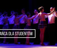 Kurs tańca towarzyskiego dla studentów