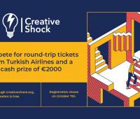 Informacja o konkursie Creative Shock 2018