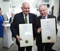 Medal 25-lecia Lubelskiego Forum Pracodawców dla Rektora...