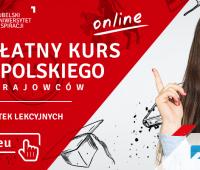 Bezpłatny kurs języka polskiego online