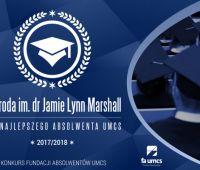 Wyniki Konkursu im. dr Jamie Lynn Marshall na Najlepszego...