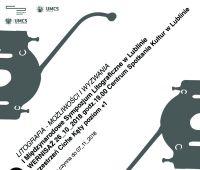 Wystawy 1.Międzynarodowego Sympozjum Litograficznego w...